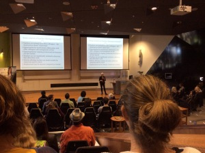 photo of  Anne Burns at UECA PD Fest Sydney 2016